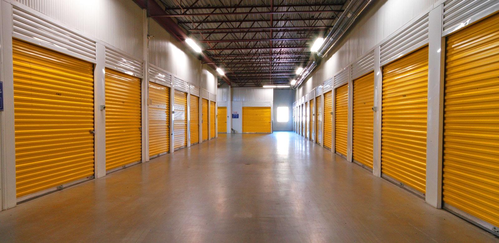 Residential Storage Website