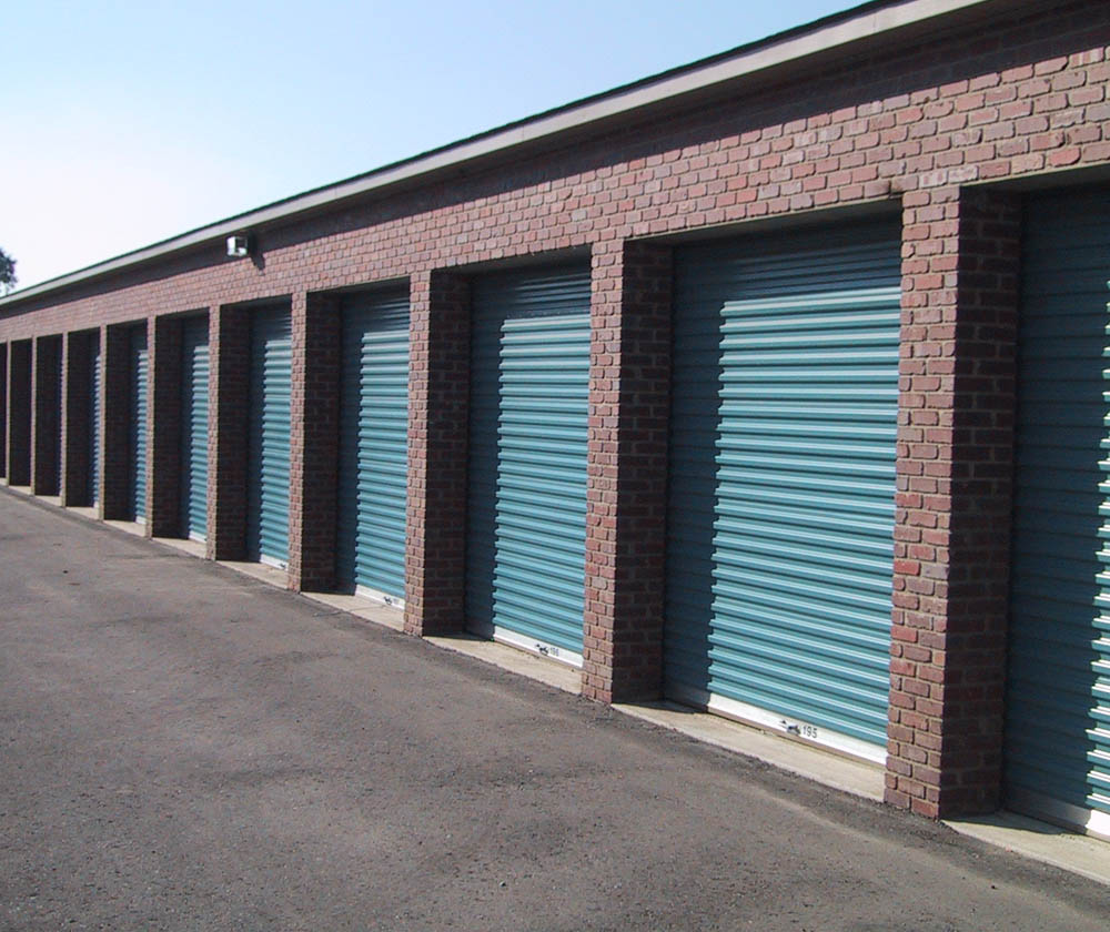 Storage Company Website 1